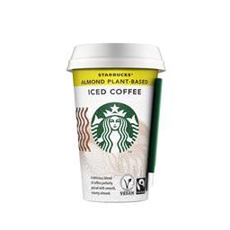 Iced coffee amêndoa vegan