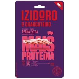 Peito de peru + proteína