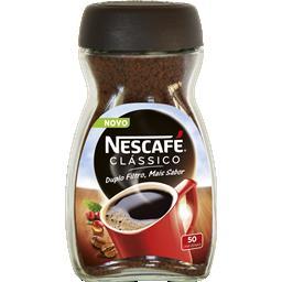 Café solúvel