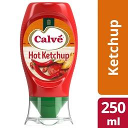 Ketchup hot pure