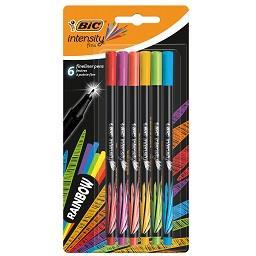 Marcadores Intensity Fine Rainbow Sortidos