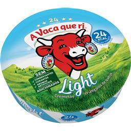 Queijo fundido vaca que ri light 24 porções