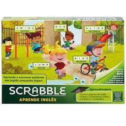 Jogo Scrabble Aprende Inglês