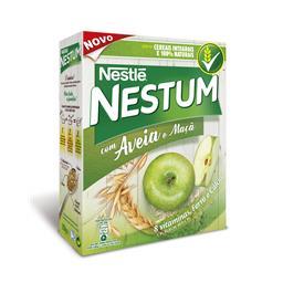 Nestum aveia e maçã