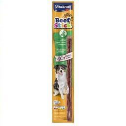 Snack para cão beef stick caça