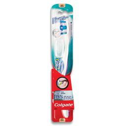 Escova de dentes 360º, suave