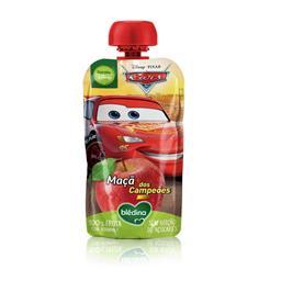 Saqueta Frutapura maçã - carros