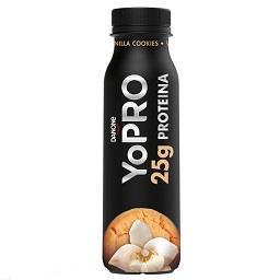 Iogurte liquido proteína yopro baunilha/cookies