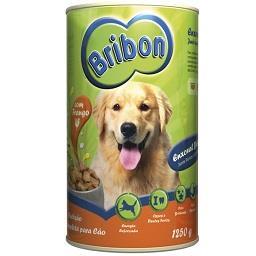 Alimento húmido para cão, Frango