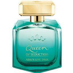Eau de Toilette de Senhora Queen Absolute Diva