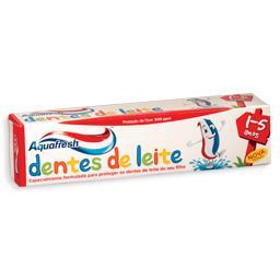 Dentifríco p/ Dentes de Leite