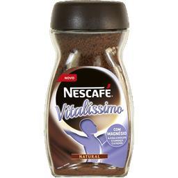 Café solúvel natural vitalíssimo