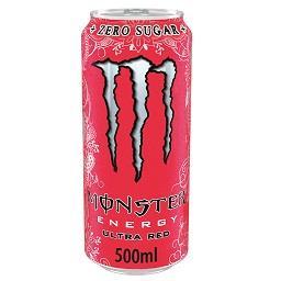 Bebida energética ultra red
