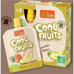 Cool fruits maçã/banana