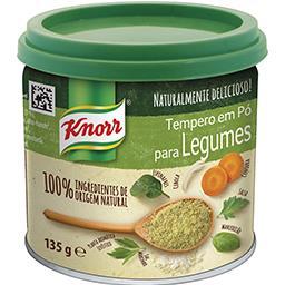 Tempero 100% legumes