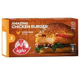 Big burger frango