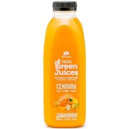 Sumo green juices cenoura