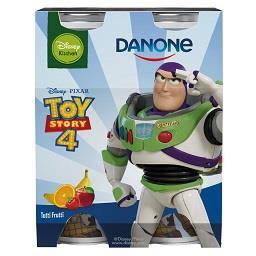 Iogurte líquido tutti frutti toy story