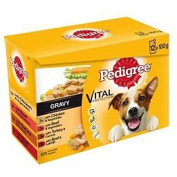Alimento húmido p/ cão adulto