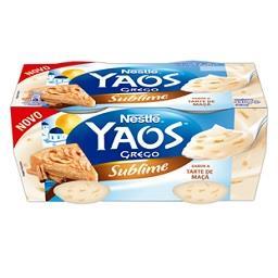 Iogurte Yaos Tarte de Maçã