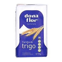 Farinha de Trigo s/ Fermento