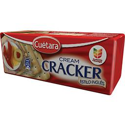 Bolacha cream cracker