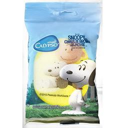 Esponja de banho Snoopy