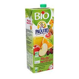 Néctar bio multifrutos