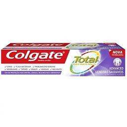 Pasta de dentes total gengivas saudáveis