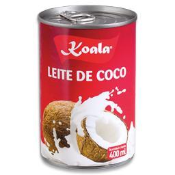 Leite de coco 400ml