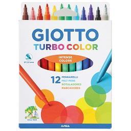 Marcador Turbo Color x12