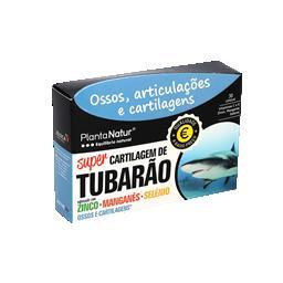 Plantanatur super cartilagem de tubarão