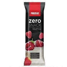 Snack zero chocolate branco c/ framboesa