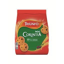 Bolachas mini corintia 55% de cereais