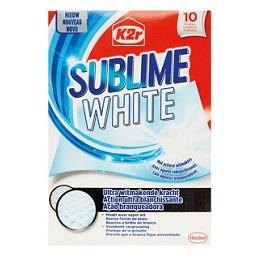 Toalhitas Sublime White