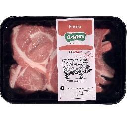 Costeletas Porco
