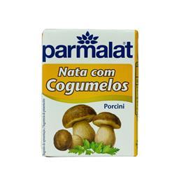 Natas uht com cogumelos