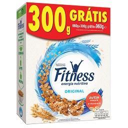 Cereais fitness