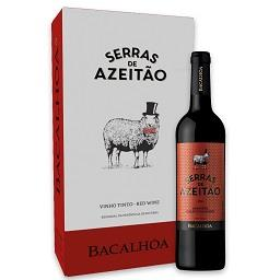 Vinho tinto regional Península de Setúbal