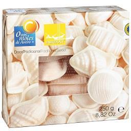 Moliceiros com ovos moles