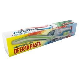 Escova de dentes multiaction + oferta de pasta de de...