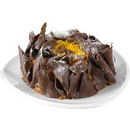 Ninho de Páscoa c/ Cobertura de Chocolate