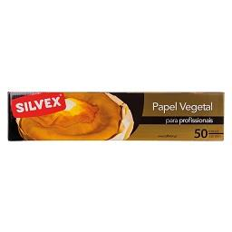 Papel vegetal, 50mt
