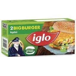 Big burger vegetais
