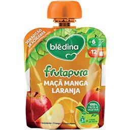 Frutapura maçã/manga/laranja