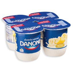 Iogurte arôma de banana