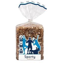 Pão de Forma Sporty