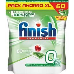 Detergente em pastilhas máquina lavar loiça 0% regul...