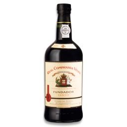 Vinho do porto fundador tawny
