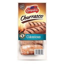 Salsichas de Churrasco Clássica